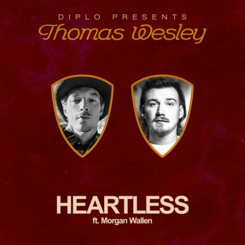 Diplo Releases New Track 'Heartless' Featuring Morgan Wallen