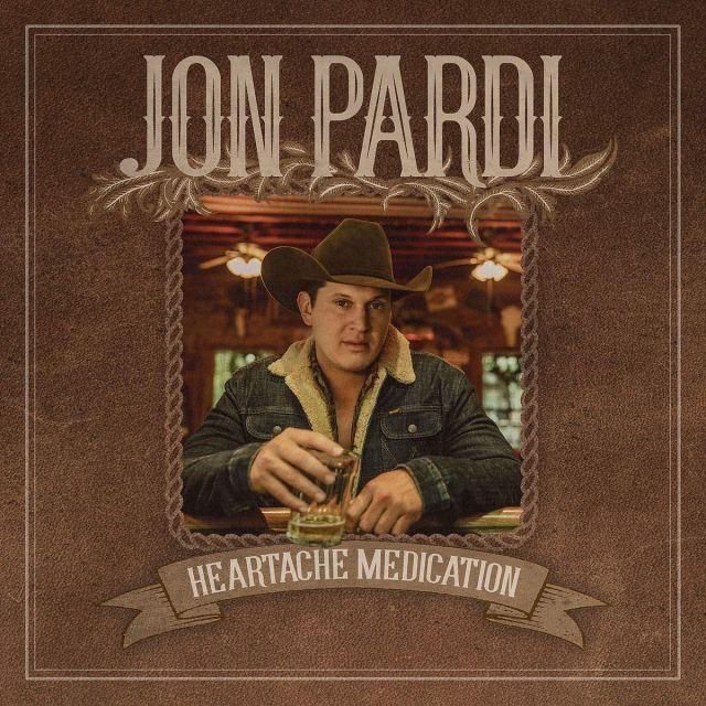ALBUM REVIEW: Jon Pardi – 'Heartache Medication'