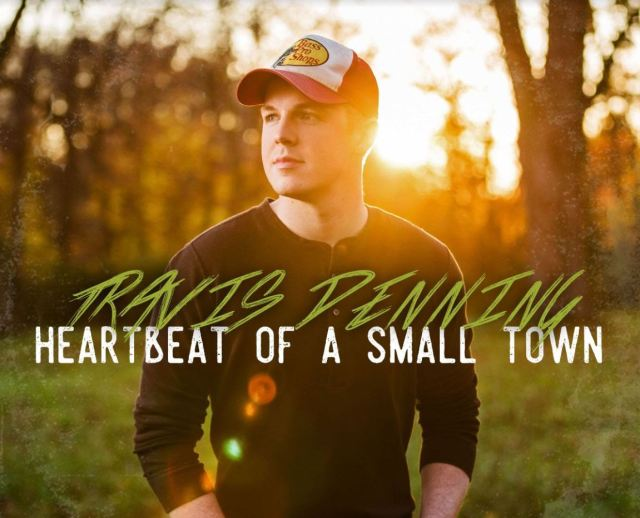 Travis Denning Releases 'Heartbeat Of A Small Town'