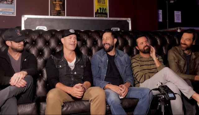 INTERVIEW: Old Dominion Give Us The Lowdown On Their Upcoming Album