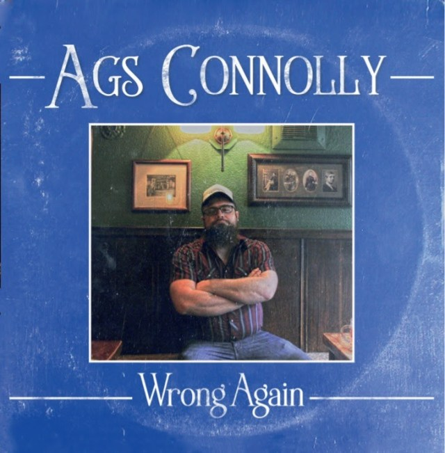 ALBUM REVIEW: Ags Connolly – 'Wrong Again'