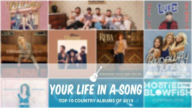 Top 10 Country Albums Of 2019