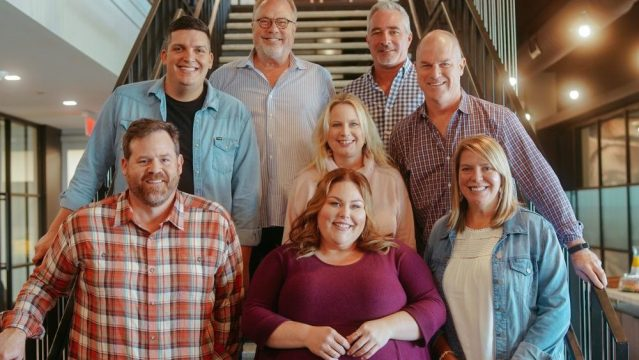Universal Music Group Nashville Signs 'This Is Us' Star Chrissy Metz