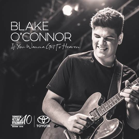 Blake O'Connor Announces New Single 'If You Wanna Get To Heaven'