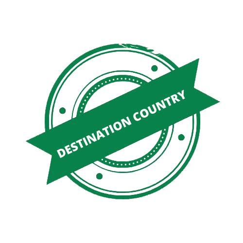 Introducing Destination Country!