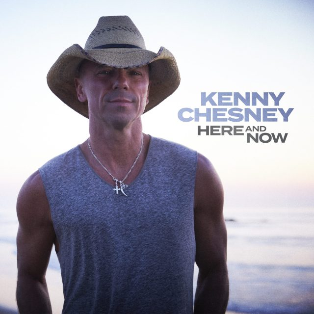 Kenny Chesney Releases New Single 'Here and Now'