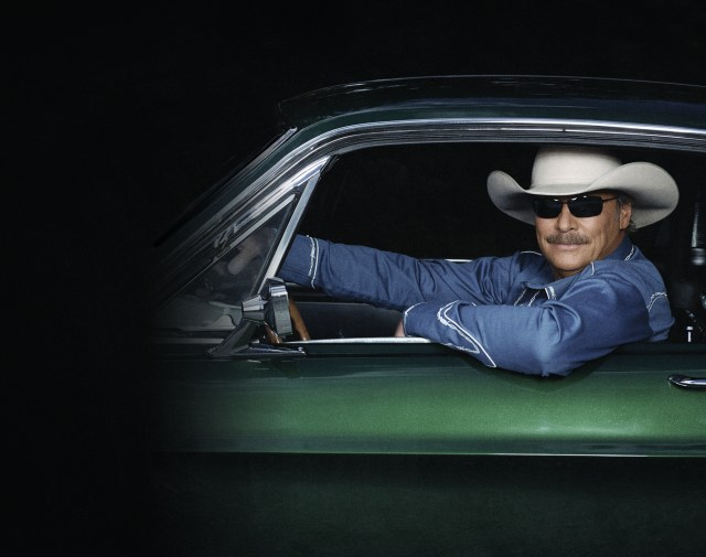 Alan Jackson Announces 'Small Town Drive-In' Concerts