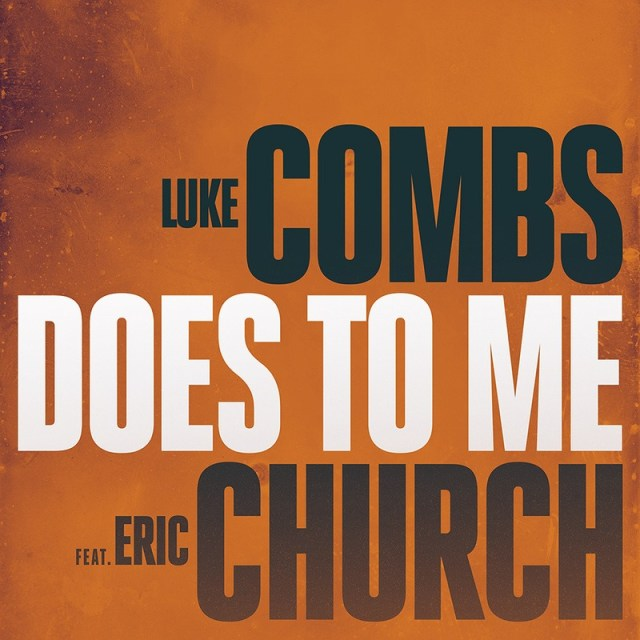 Luke Combs' 'Does To Me' Goes To #1 On Country Radio