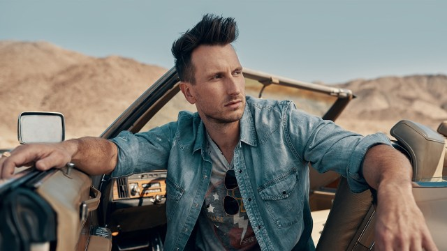 Russell Dickerson Shares 'It's About Time' With FGL