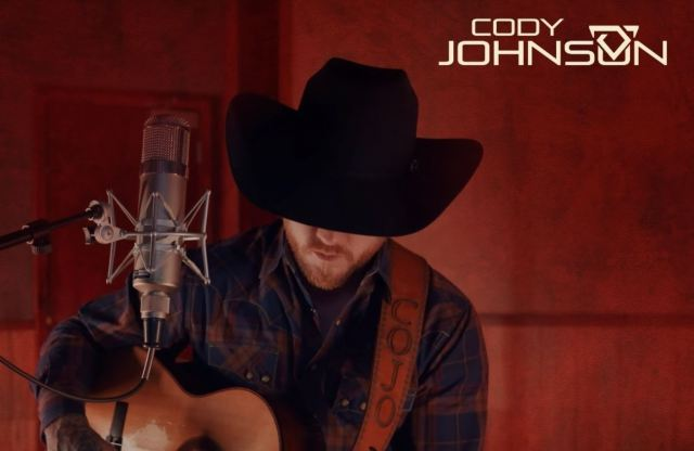 Cody Johnson Releases Audio For 'Whoever's In New England' Rendition