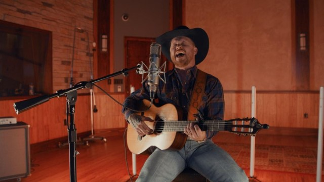 Cody Johnson Takes On Reba's 'Whoever's In New England'