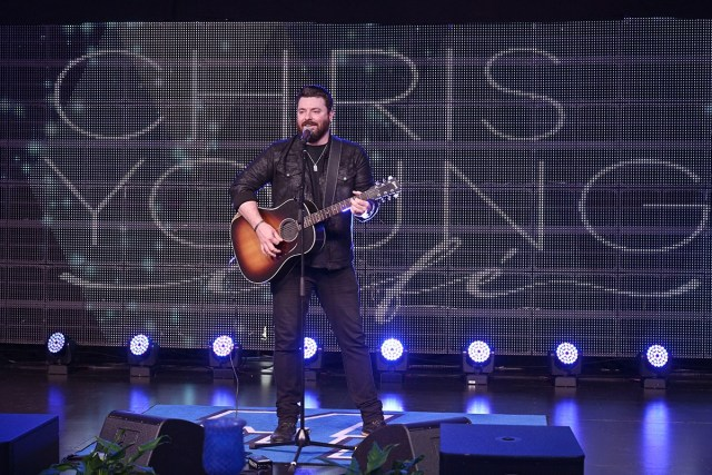 'Chris Young Cafe' Unveiled At Middle Tennessee State University