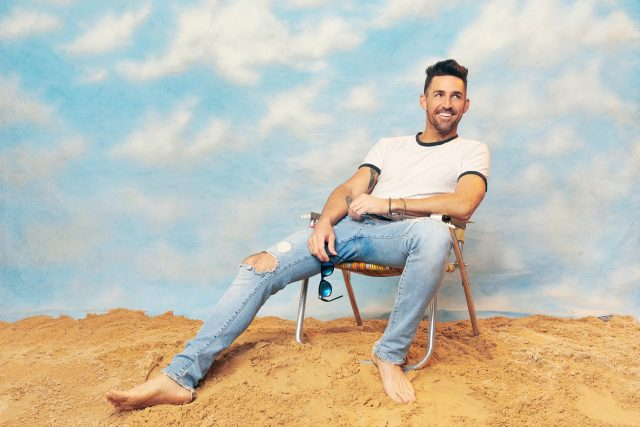 Jake Owen's 'Made For You' Tops The Charts