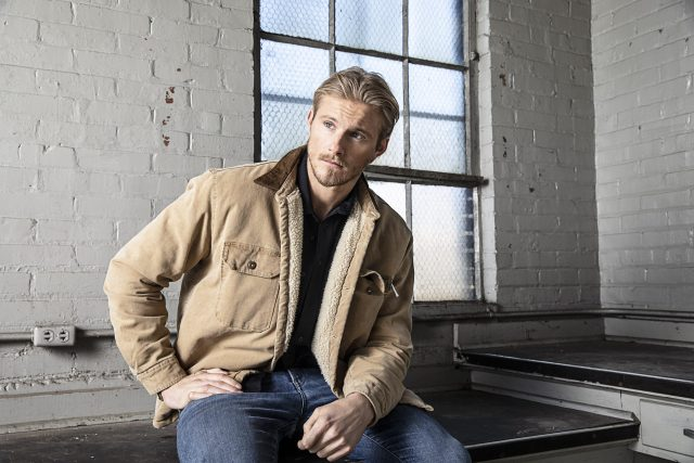 Alexander Ludwig Signs With BBR/BMG