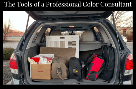 The Tools of a Professional Color Consultant
