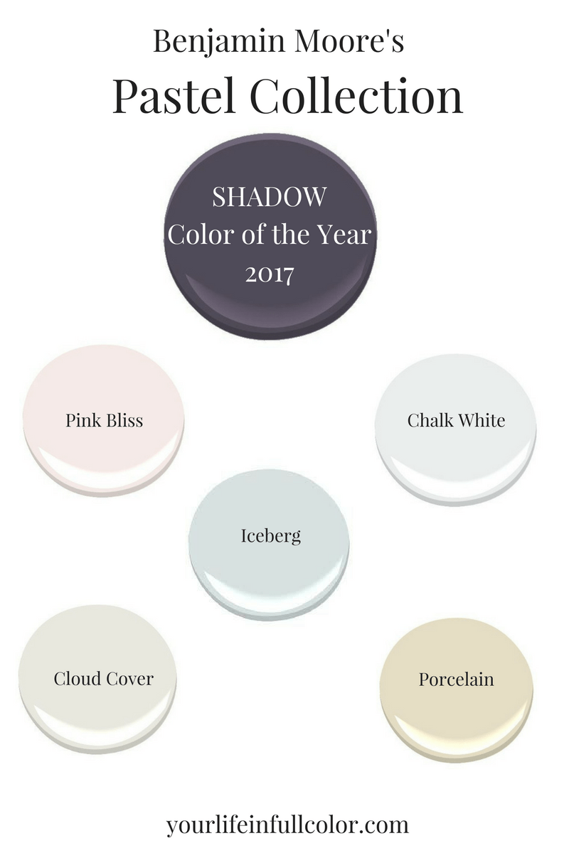 pastel-colors-with-Benjamin-Moore's- shadow