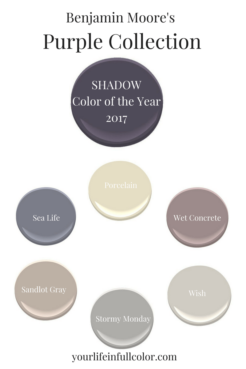 Benjamin Moore Brown Paint Colors