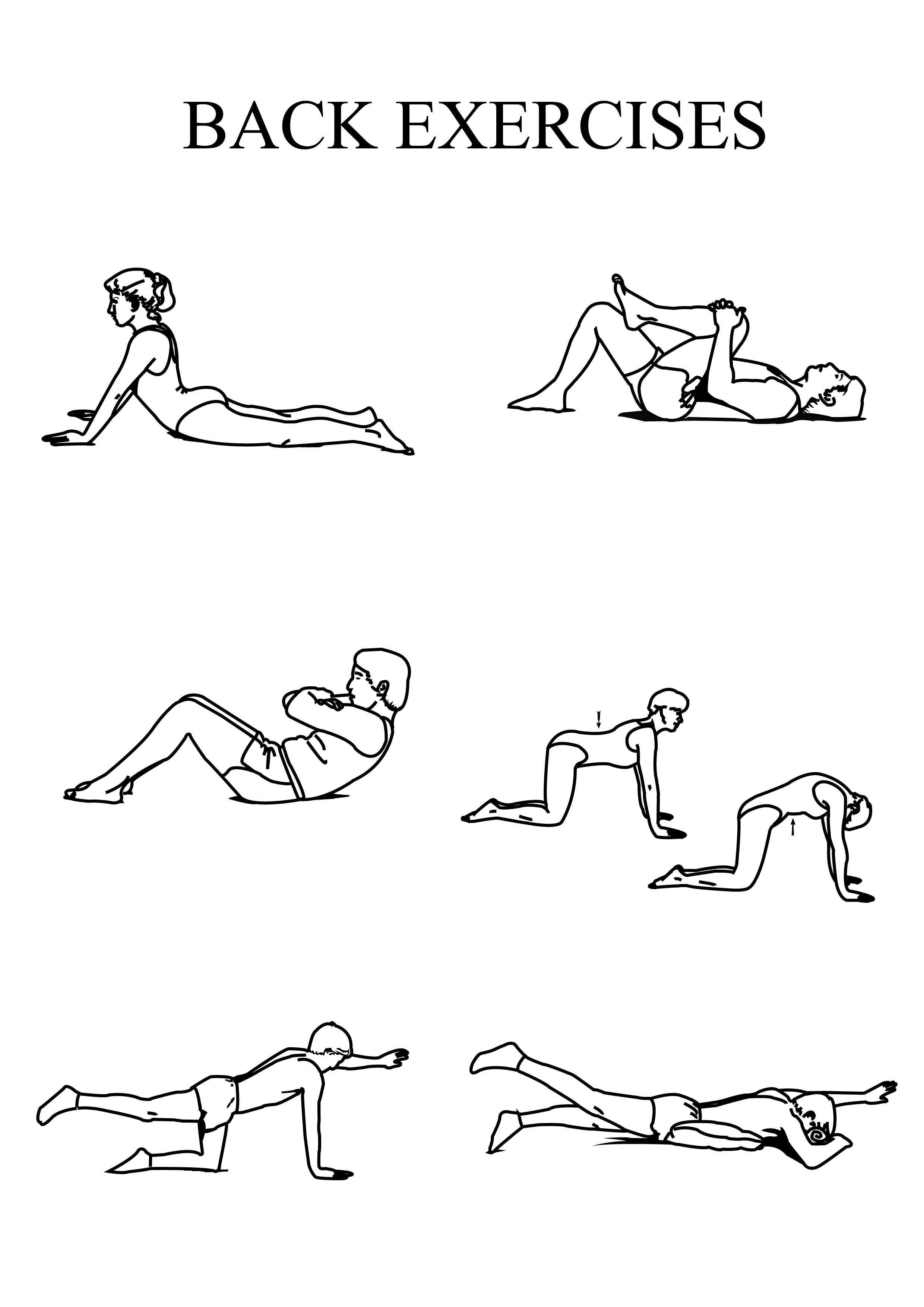 Stenosis Stenosis Lower Back Exercises