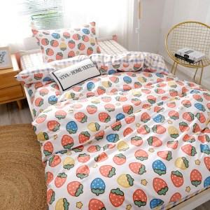 Комплект постельного белья на резинке Сатин Люкс KIDS CDKR011