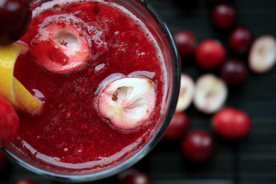cranberries-juice
