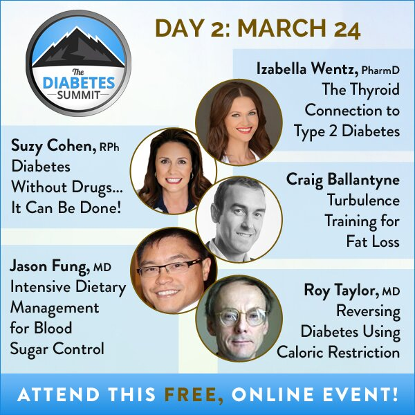 diabetes summit day 2