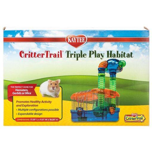 Kaytee Triple Play Habitat
