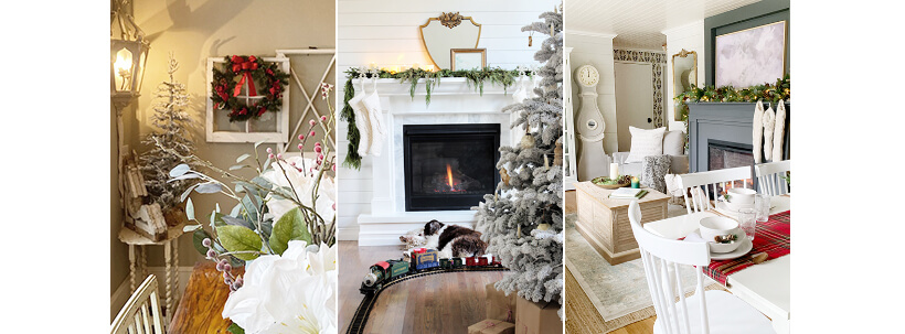 Christmas Home Tours 2019