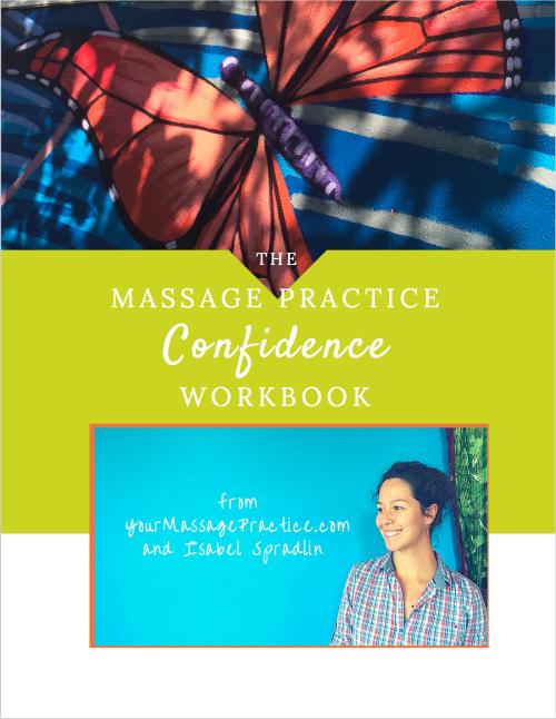 massage practice pricing