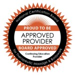 NCBTMB approved provider