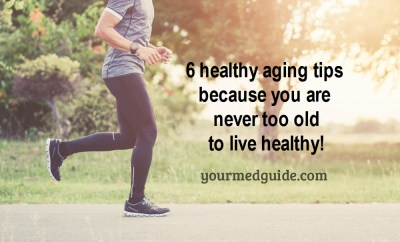 6 healthy aging tips