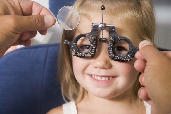 eyecare children vidya sury