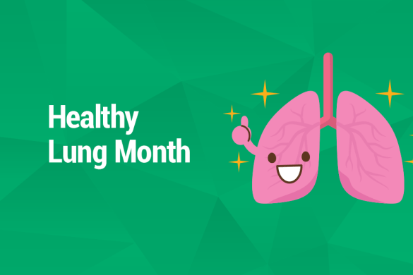 Healthy Lung Month Vidya Sury