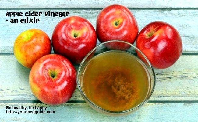 Apple Cider Vinegar, the elixir. Vidya Sury