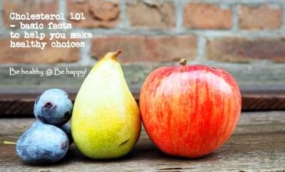 Cholesterol 101 Vidya Sury