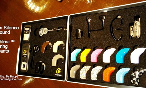 From silence to sound Cochlear Hearing Implants