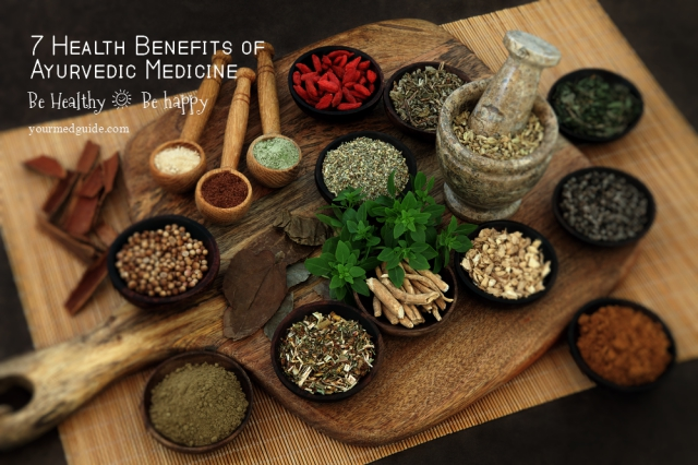7 health benefits of ayurvedic medicine Vidya