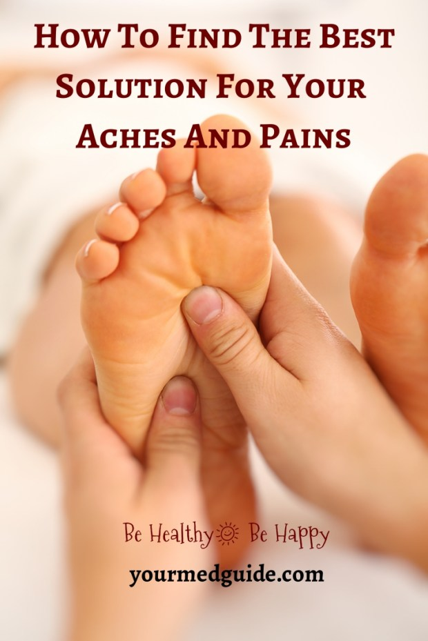 How To Find The Best Solution For Your Aches And Pains #health #alternativetherapy #accupressure #acupuncture #massage