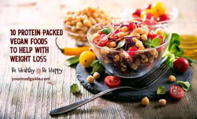 Ten protein packed vegan weight loss foods to help you lose weight loss
