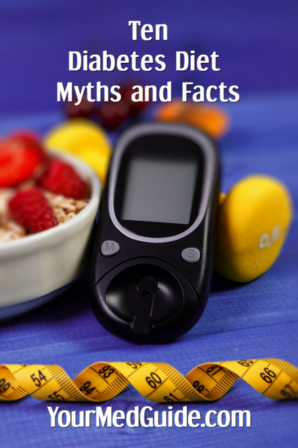 Ten diabetes myths and facts