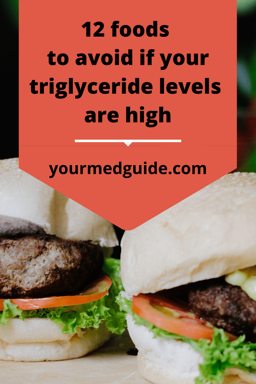 12 foods to avoid for high triglyceride levels
