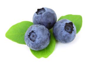 Super fruit blueberries