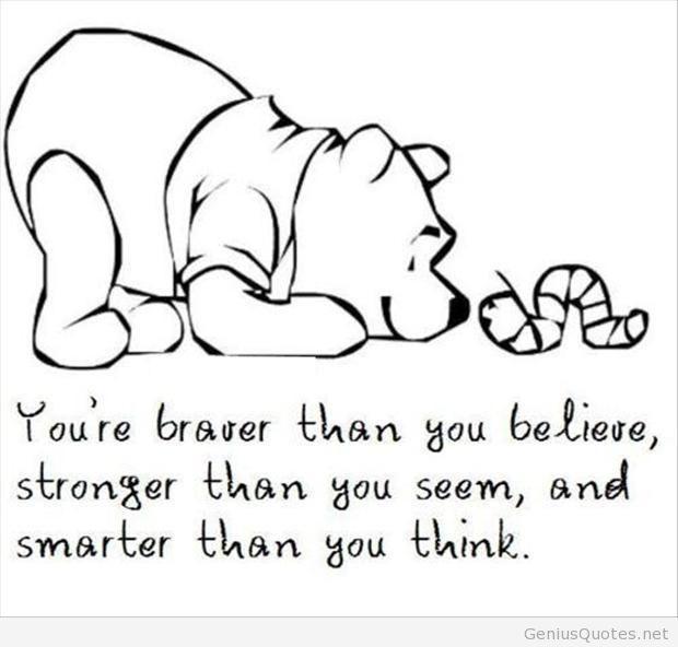 inspirational pooh