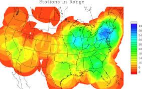 intense weather map