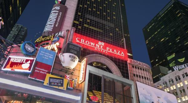 Times Square Crowne Plaza