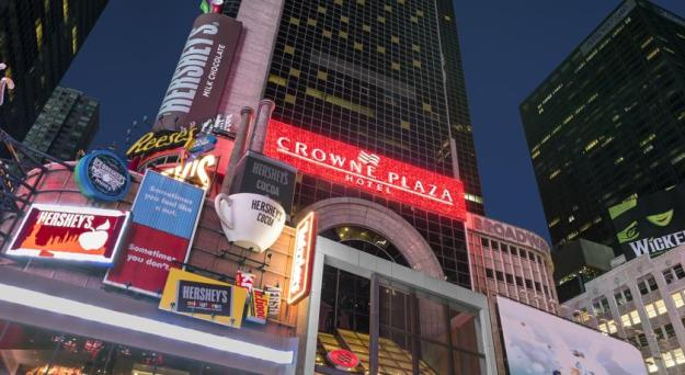 Times Square Crowne Plaza