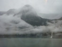 Cold, wet, dreary..but beautiful Alaska
