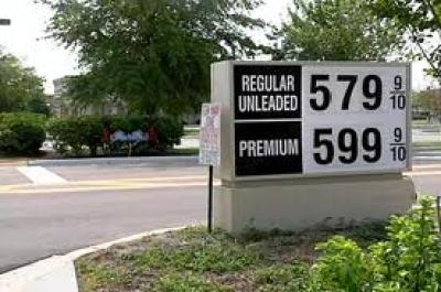Orlando Airport Gas Price