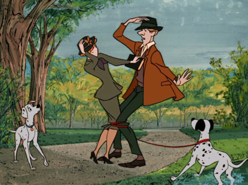 "Visit The Real-Life Garden In Disney's ""101 Dalmatians"""