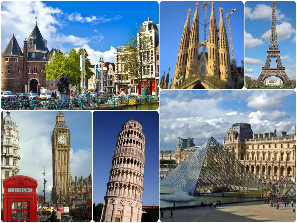 Book Your Flight To Europe & Learn Where You're Going Afterwards?!?!?!