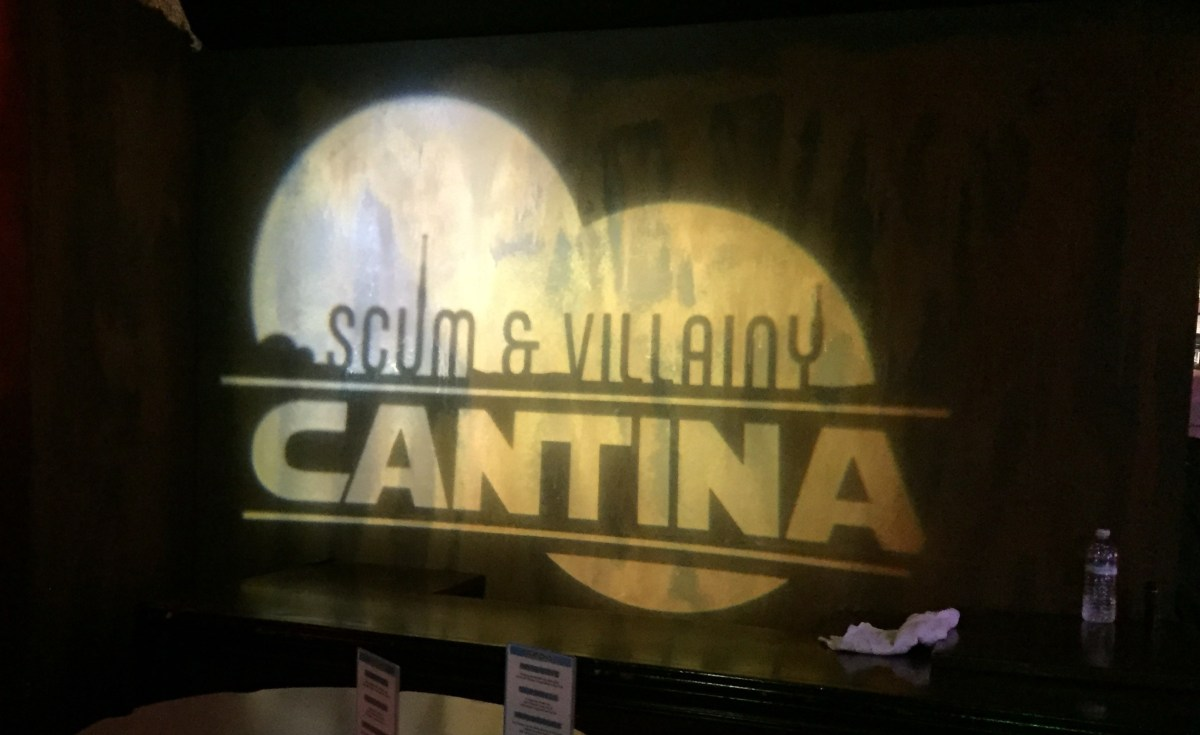 Our Visit To The Star Wars Themed Scum and Villainy Cantina in Los Angeles